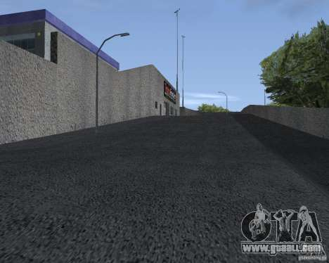 Motor Show in SF for GTA San Andreas second screenshot