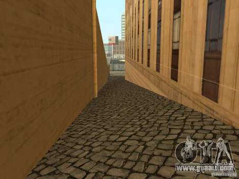 New hospital LAN for GTA San Andreas second screenshot