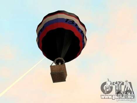 Balloon Vityaz for GTA San Andreas