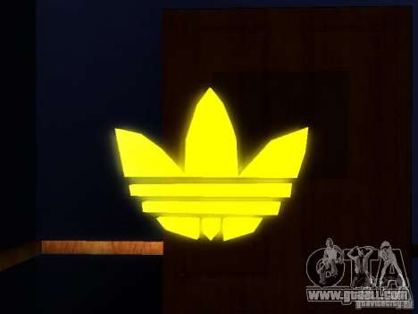 Adidas Logo for GTA San Andreas