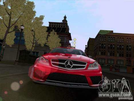 Realistic Graphics HD 4.0 for GTA San Andreas