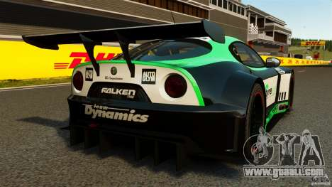 Alfa Romeo 8C Competizione Body Kit 2 for GTA 4 back left view