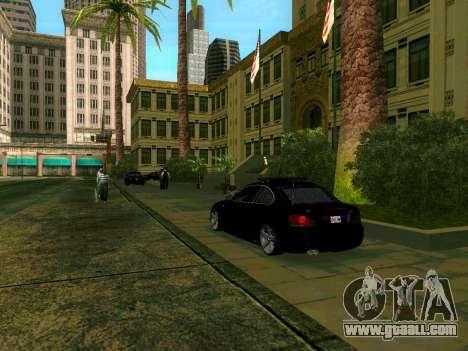 Renewal Of The LSPD for GTA San Andreas forth screenshot