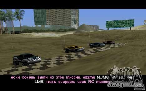 RC Bandit LCS for GTA Vice City second screenshot