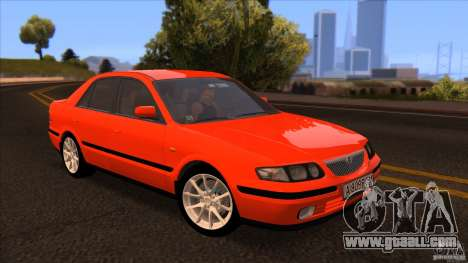 Mazda 626 Stock for GTA San Andreas