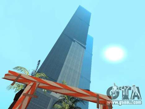World Trade Center for GTA San Andreas second screenshot