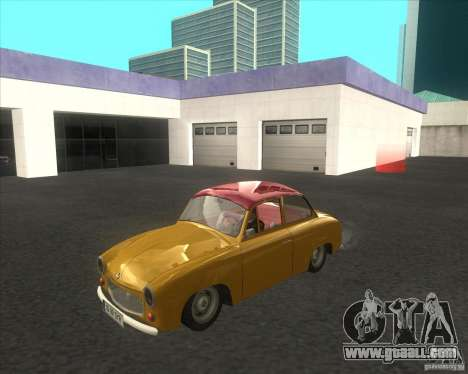 Syrena 104 for GTA San Andreas