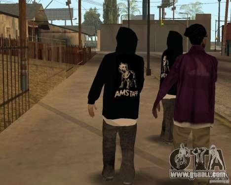New Drug Dealer for GTA San Andreas second screenshot