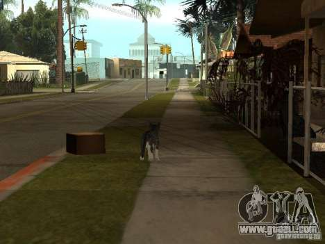 Animals for GTA San Andreas second screenshot