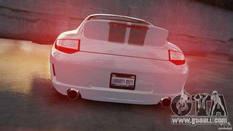 Porsche 911 Sport Classic v2.0 for GTA 4 right view