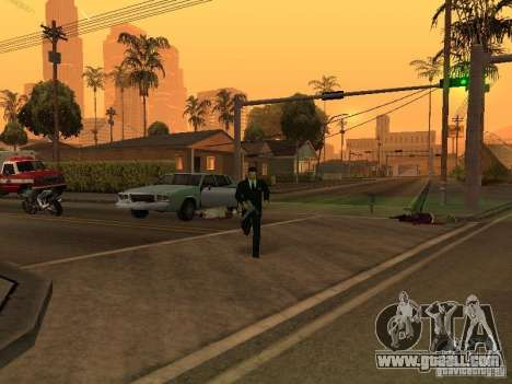 Tommy Vercetti for GTA San Andreas second screenshot