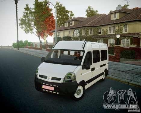 Renault Master for GTA 4