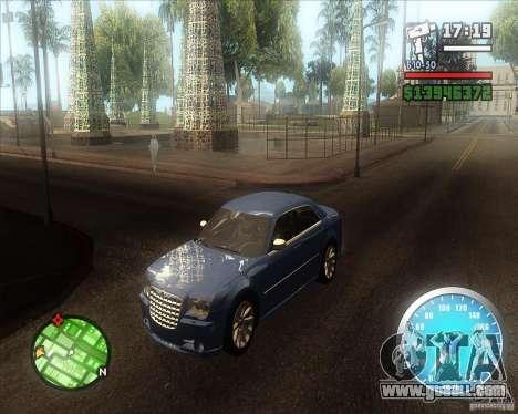 MadDriver s ENB v.3.1 for GTA San Andreas forth screenshot
