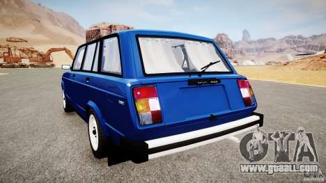 VAZ 2104 Final Fix (Without toning) for GTA 4 right view