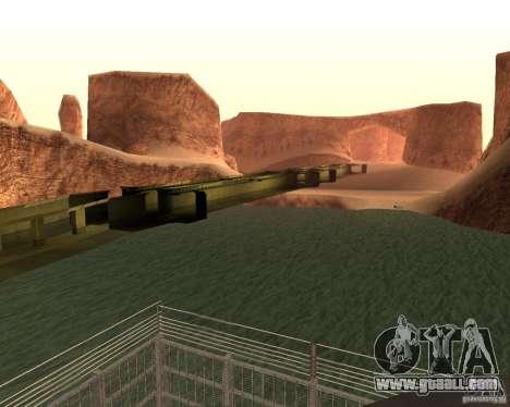 Base Of The DRAGON for GTA San Andreas third screenshot