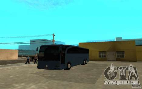 Mercedes-Benz Travego for GTA San Andreas back left view