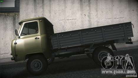 UAZ 3303 Tadpole for GTA San Andreas left view