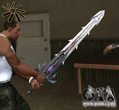 Urizel for GTA San Andreas