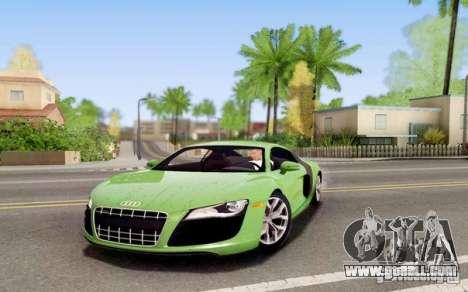 Sompelling ENBSeries for GTA San Andreas forth screenshot