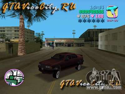 Ford from GTA 3 for GTA Vice City
