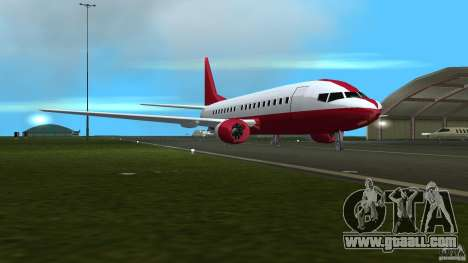 Boeing 737 for GTA Vice City
