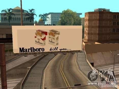 New SkatePark v2 for GTA San Andreas tenth screenshot