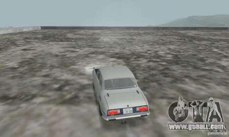 Isuzu Bellett GT-R for GTA San Andreas left view