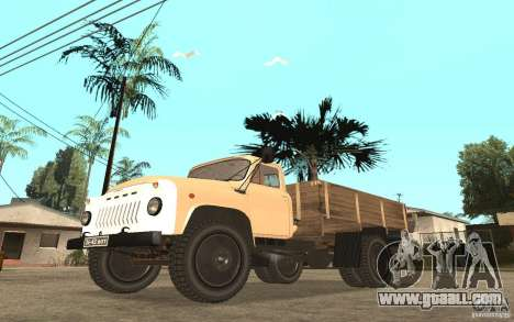 Gaz-52 for GTA San Andreas