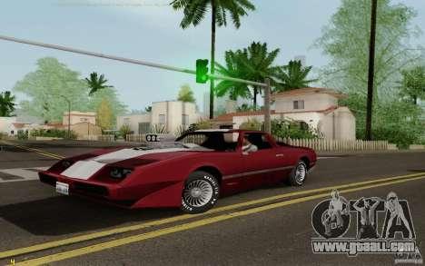 Phoenix HD for GTA San Andreas