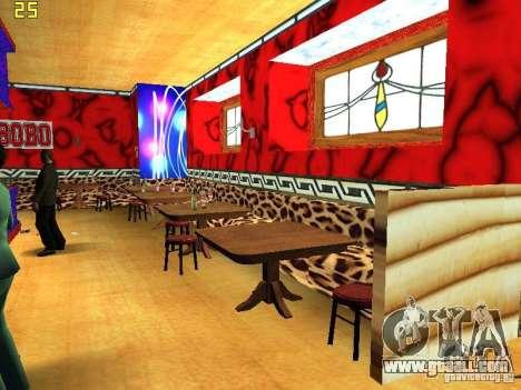 New Bar Ganton v.1.0 for GTA San Andreas forth screenshot