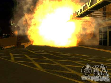 Bomb for GTA San Andreas seventh screenshot
