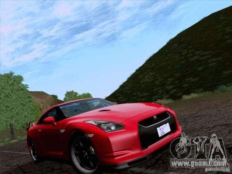 Realistic Graphics HD 4.0 for GTA San Andreas second screenshot