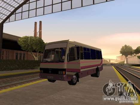 A079 tourist bases for GTA San Andreas