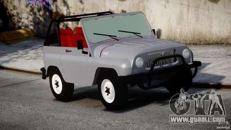UAZ-3150 for GTA 4