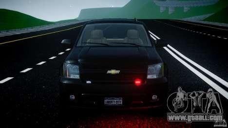 Chevrolet Tahoe 2007 for GTA 4