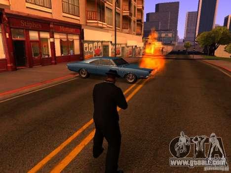 Pancor Jackhammer for GTA San Andreas second screenshot