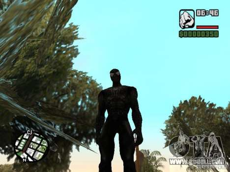 Spider-man enemy in reflection for GTA San Andreas second screenshot