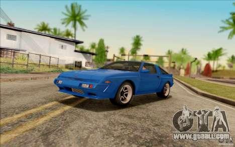 SA_DirectX 1.3 BETA for GTA San Andreas forth screenshot