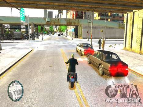 iCEnhancer 1.2 for GTA 4 ninth screenshot