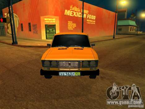 VAZ 21065 for GTA San Andreas left view