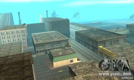 New Island for GTA San Andreas forth screenshot