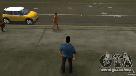 Freak for GTA Vice City second screenshot