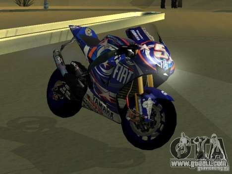 New NRG-500 for GTA San Andreas left view