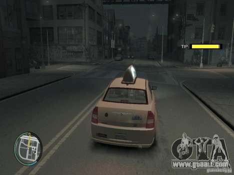 The Mission of taxi driver for GTA 4 for GTA 4 fifth screenshot