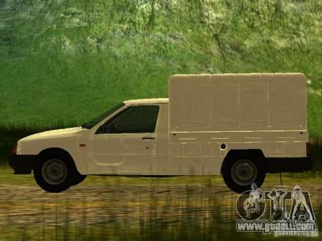 IZH 2717 for GTA San Andreas left view