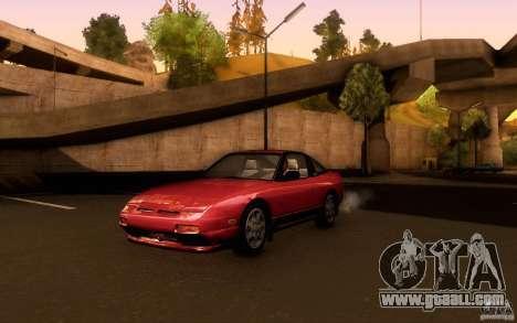 Nissan 180SX Kouki for GTA San Andreas