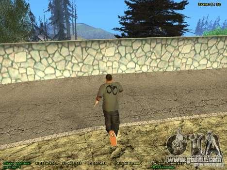 DMX for GTA San Andreas second screenshot