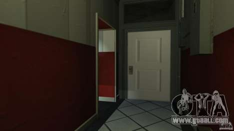 Retextured Lopez Apartment for GTA 4 forth screenshot