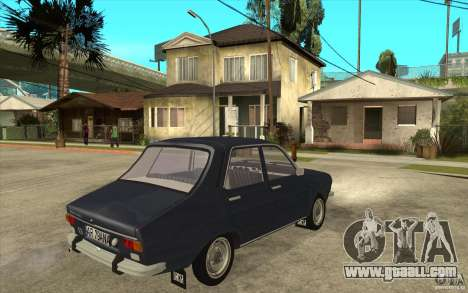 Dacia 1300 v2 for GTA San Andreas right view