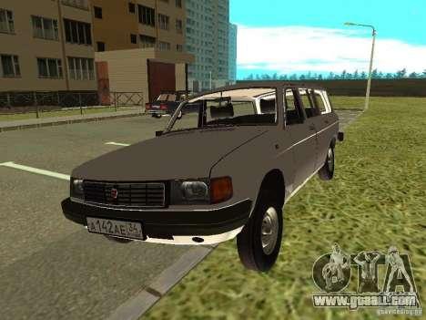 GAZ Volga 31022 for GTA San Andreas